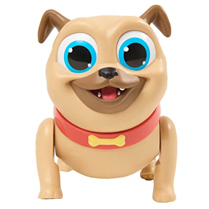 e7c46c8993a Amazon.com  Puppy Dog Pals Surprise Action Rolly  Toys   Games