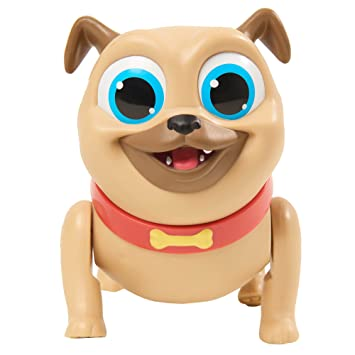 Amazon Com Puppy Dog Pals Surprise Action Rolly Toys Games