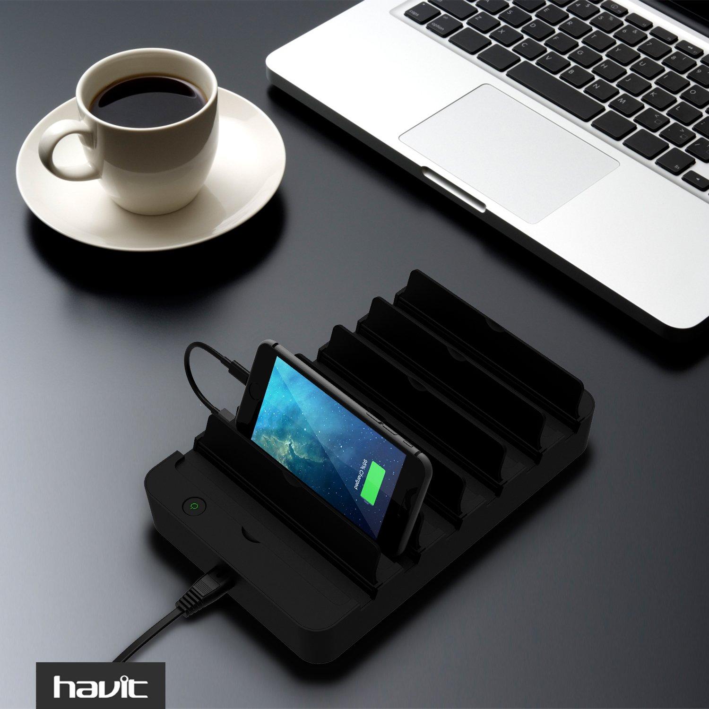 Ipad Cheap Havit Supplies Michaelieclark Mousepad Hv Mp825 Amazoncom 6 Port 60w Usb Desktop Universal Charging Station Multi Device