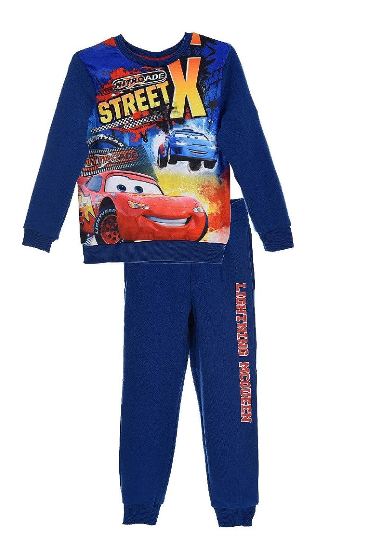 Chandal niño Cars color Azul talla 6: Amazon.es: Ropa y accesorios