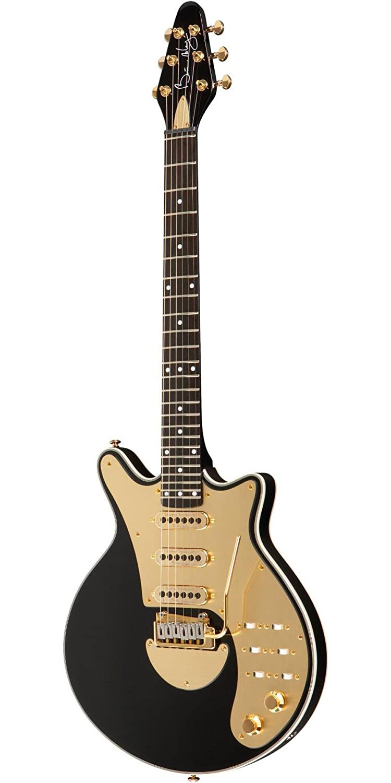 Brian May Guitarra Brian May firma guitarra eléctrica,: Amazon.es ...