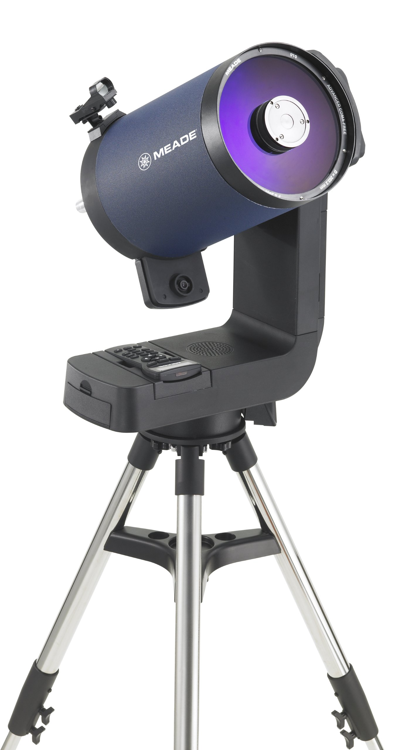Meade Instruments 8-inch LightSwitch Series Telescope with Advanced Coma-Free Optics by Meade Instruments