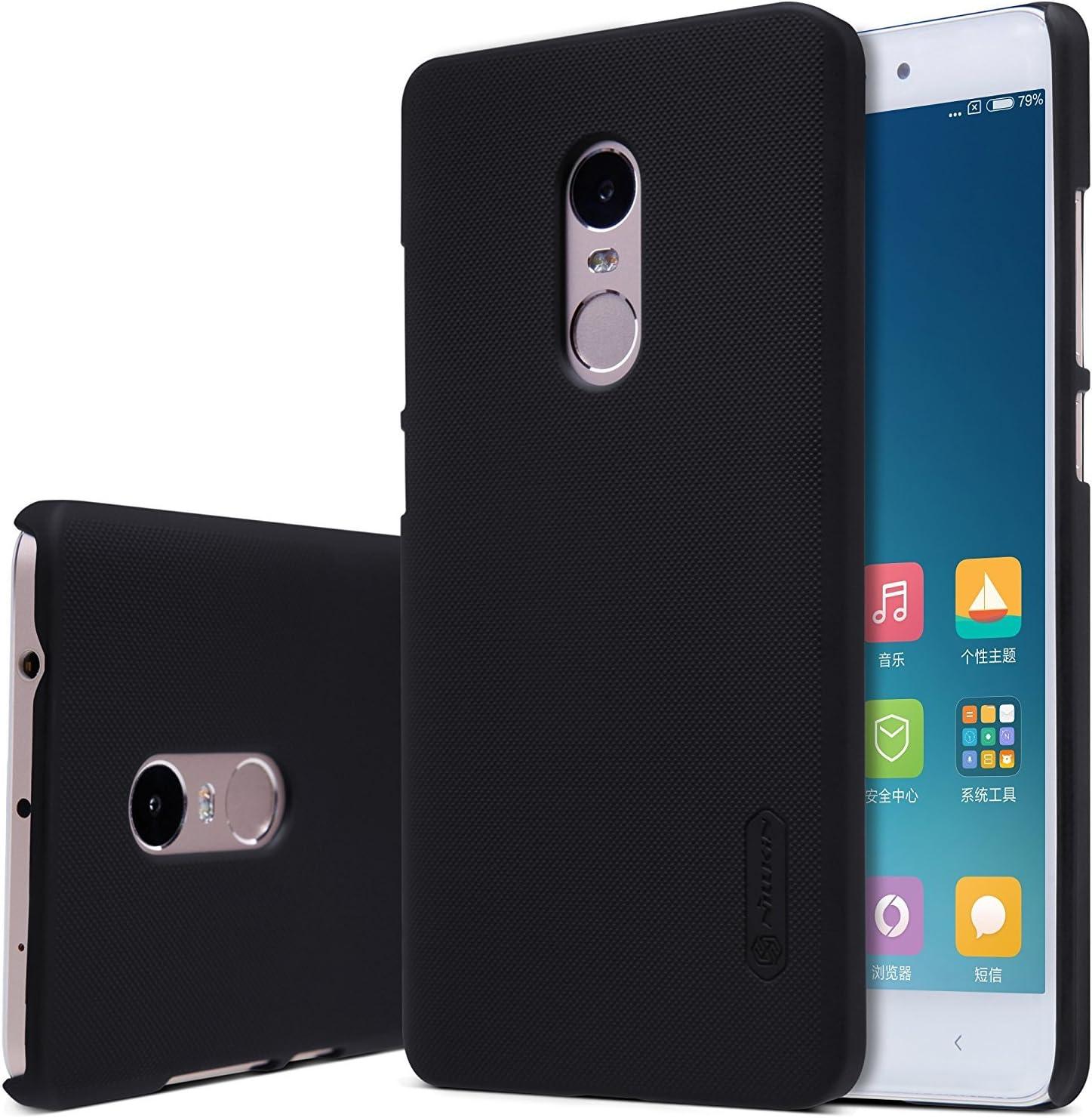Xiaomi Redmi Note 4 Case Nillkin Frosted Shield Matte