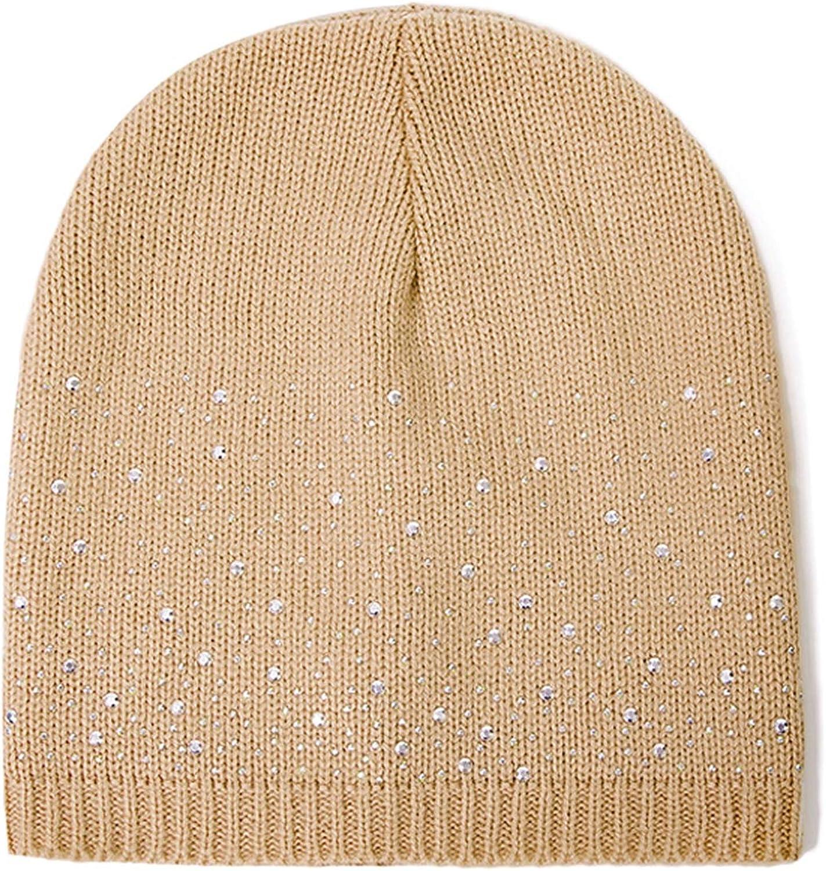 Women Hat Solid Knitted Winter Hats for Women Mens Ladies Unisex Bone Cotton Spring Autumn Keep Warm Skull Cap