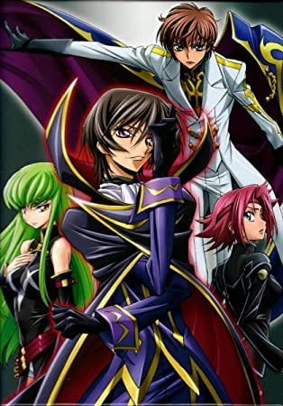 Code Geass : Lelouch of Rebellion Complete Series (R1 + R2) 480p 720p 1080p Dual Audio [ Anime ]