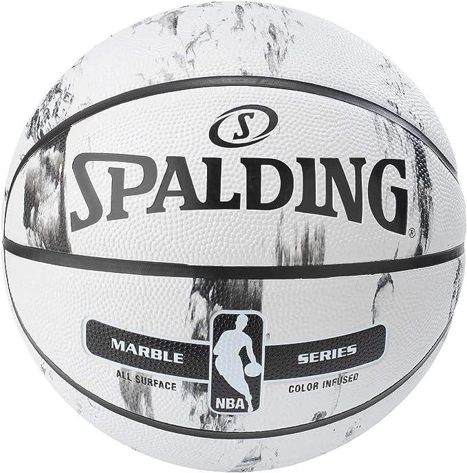 Spalding NBA Marble Multicolor out SZ.7 (83-883Z) Basketballs ...