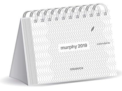 Granica GB00112 - Murphy 2019 calendario escritorio: Amazon ...
