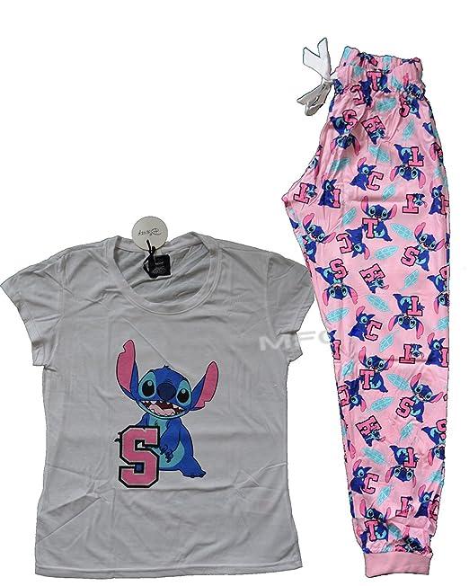 Primark - Pijama - para Mujer White & Blue L