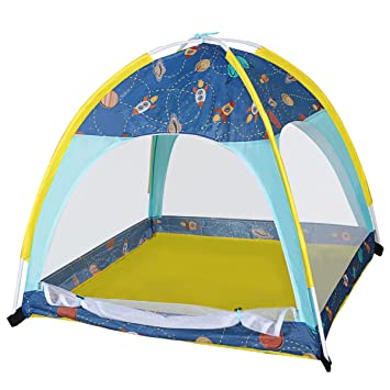 Eggsnow Kids Play Tent Folding Toddler Play Tent for Boys u0026 Girls with Zippered Carry  sc 1 st  Amazon.com & Amazon.com: Eggsnow Kids Play Tent Folding Toddler Play Tent for ...