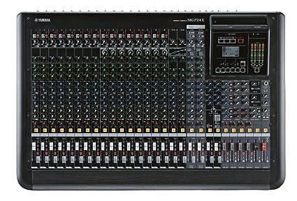 Yamaha MGP24X Premium Mixing Console: Amazon ca: Musical Instruments