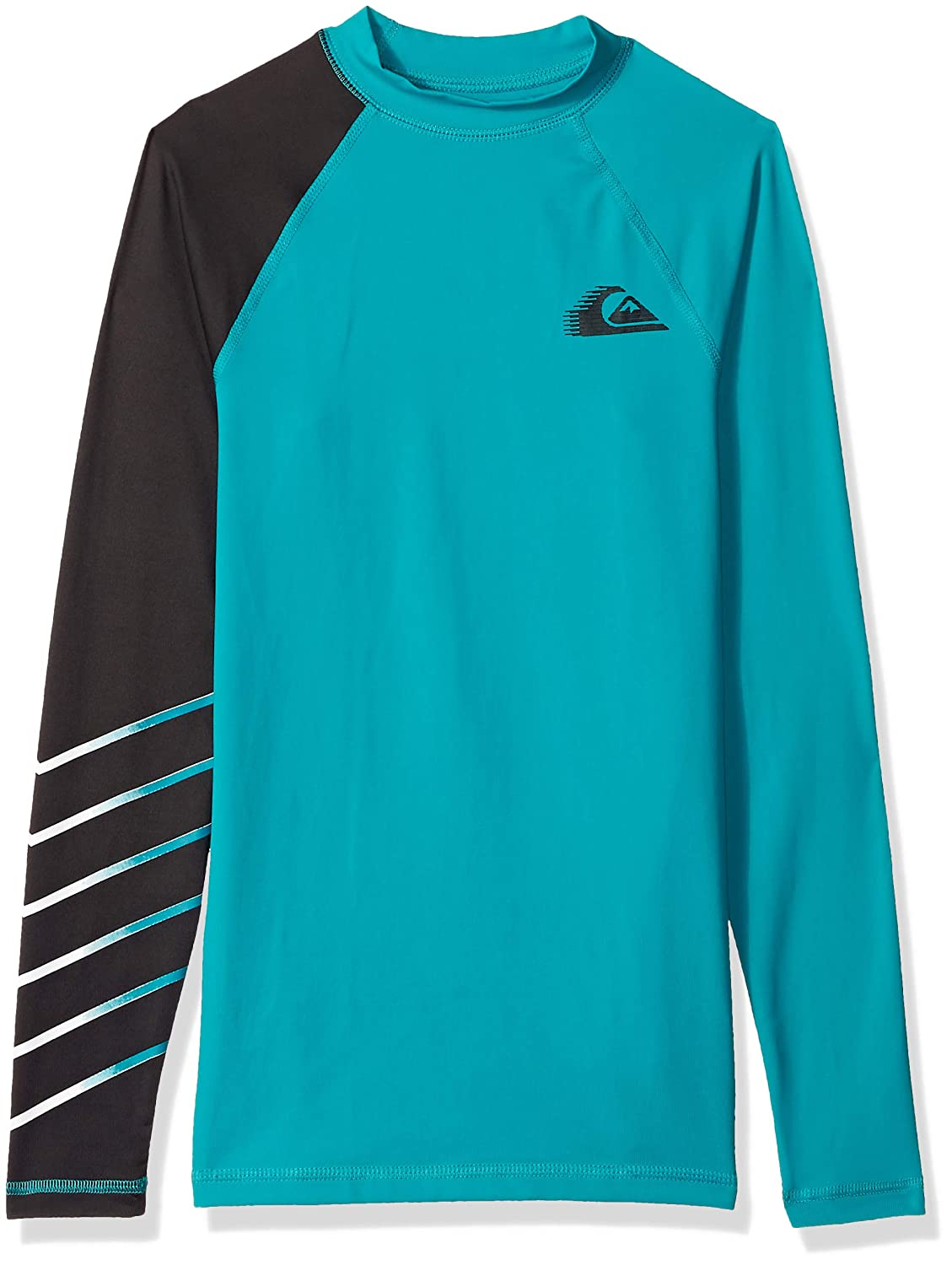Quiksilver Boys' Big Active Long Sleeve Surf Tee Rashguard EQBWR03059