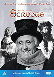 A Christmas Carol 1951.Scrooge Dvd 1951 Amazon Co Uk Alastair Sim Jack
