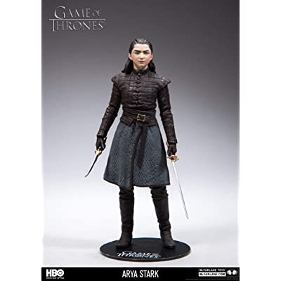 McFarlane Toys Game of Thrones Arya Stark Action Figure: Toys & Games