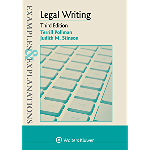 Examples & Explanations for Legal Writing (Examples & Explanations Series)