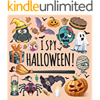 I Spy Halloween!: A Fun Guessing Game for 3 Years Old and Up | Scary Holiday Gift Idea For Kids & Preschoolers…