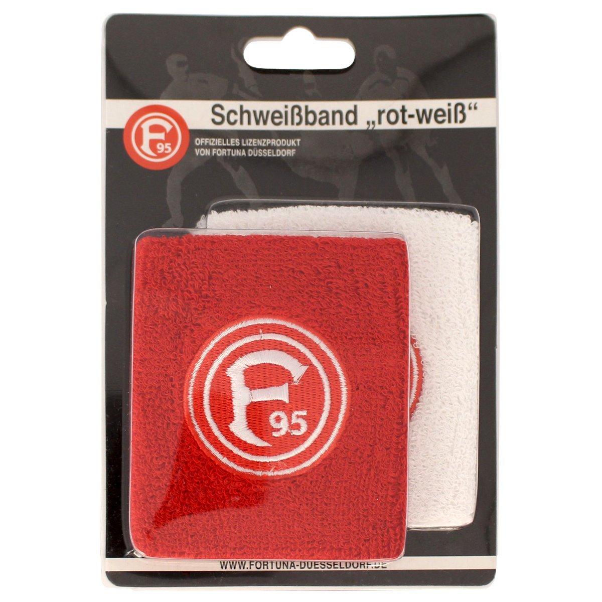 Fortuna D/üsseldorf Schwei/ßband rot-wei/ß