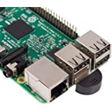 SunFounder USB 2.0 Mini Microphone for Raspberry Pi 3, 2 Module B & RPi 1 Model B+/B Laptop Desktop PCs Skype VOIP Voice Recognition Software