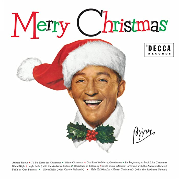 Top 8 Bing Crosby Home For The Holidays
