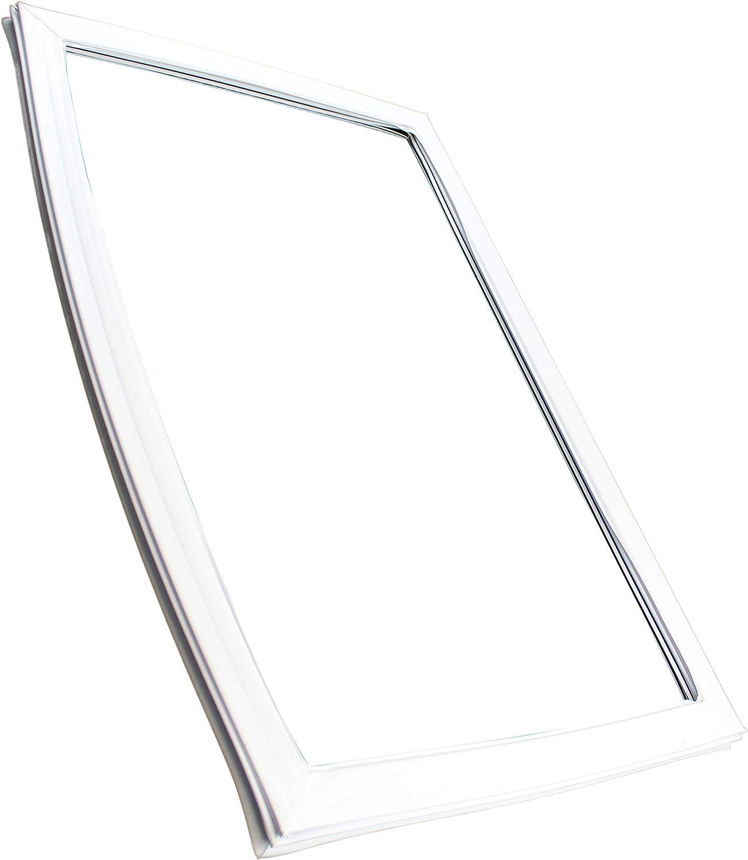 Supplying Demand 241872501 Freezer Door Gasket Compatible With Frigidaire Fits 1379477, 240370901