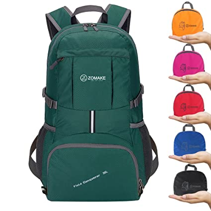 b8b64eecb8cb Amazon.com   ZOMAKE Ultra Lightweight Hiking Backpack