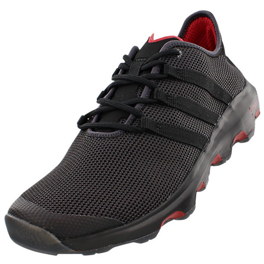 save off 870bd 1069e Galleon - Adidas AF5999 Mens Climacool Voyager Hiking Shoes, Shadow  BlackCore Black Red Power, 5 M US