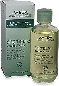 AVEDA Shampure composition Calming Bath Oil, 1.7 Oz,, 1.7 Fl Oz ()