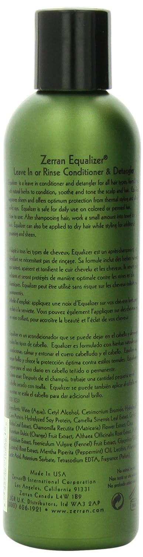 Amazon.com : Zerran Equalizer Conditioner [33 oz.] : Standard Hair Conditioners : Beauty