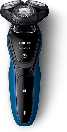 Philips Shaver Series 5000 S5250/06 Recortadora Azul, Carbón ...