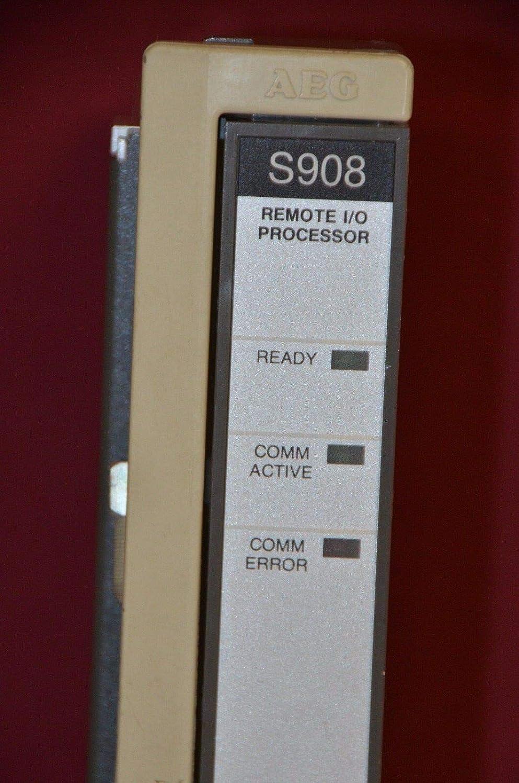 Aeg Modicon AS-S908-110 Remote I//o Processor