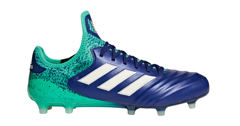 adidas Copa 18.1 FG Cleat Men's Soccer B07BHKSWTW 8.5 D(M) US|Ink-aero Green-hi Res Green