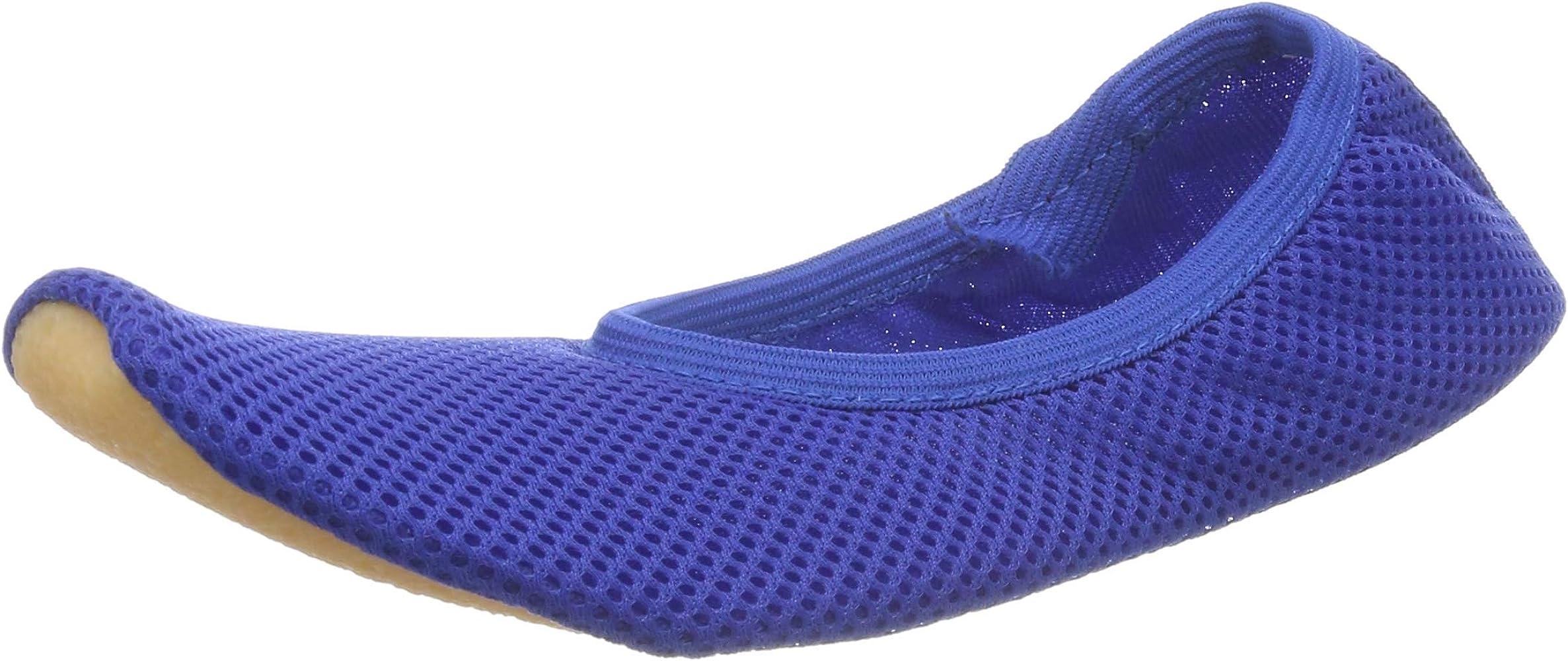 Beck gymnastique chaussures 23 24 25 26 27 28 29 30 turnschläppchen Football Bleu