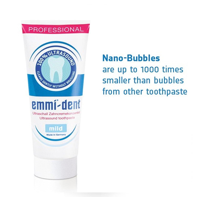 Emmi-dent Cepillo de dientes eléctrico Plata: Amazon.es: Salud y cuidado personal