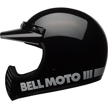 Bell Casco de moto Helmets Cruise 3, para adultos, color negro clásico, talla