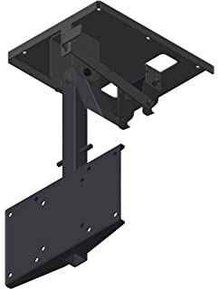 Amazon Com Mor Ryde Tv56010h Flip Down And Swivel Ceiling Tv Mount