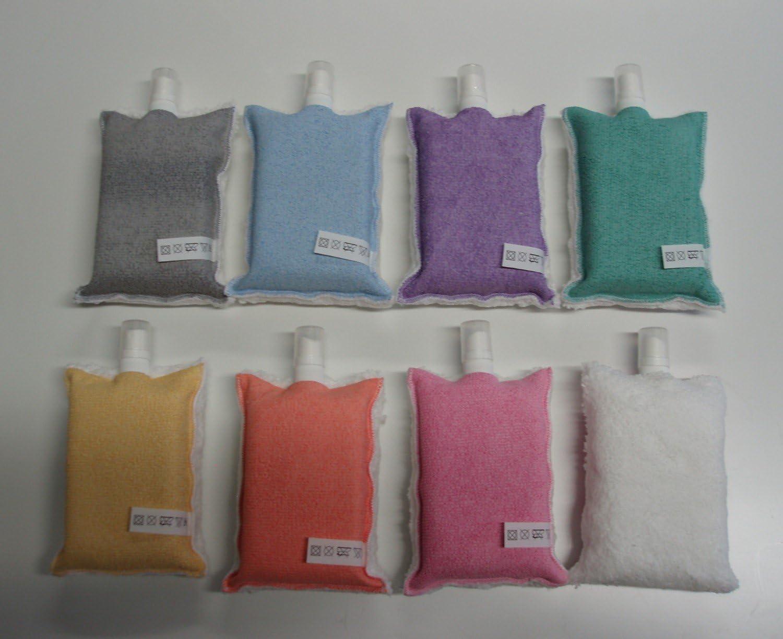 Zisch + Wisch Duo-sponge with liquid cleaner cushion cleaning