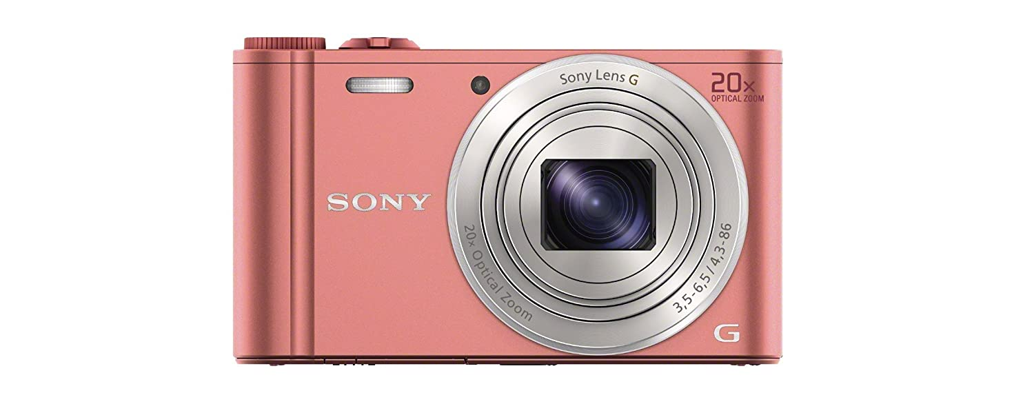 Sony DSC-WX350 Digitalkamera 3 Zoll pink: Amazon.de: Kamera