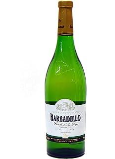 Barbadillo Castillo de San Diego 2016, Vino, Blanco, V.T. Cádiz, España: Amazon.es: Alimentación y bebidas