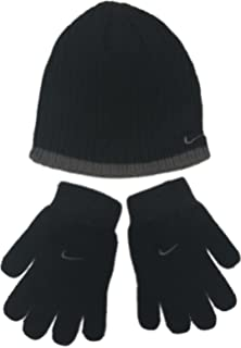 b0d92ccdcbe Amazon.com  Nike Fleece Hat and Gloves Set  Sports   Outdoors