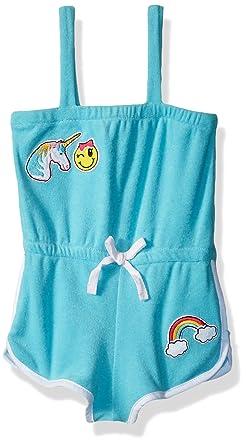 bfb14cdefe Swimwear Pink Platinum Girls Terry Romper Cover Up Swimwear