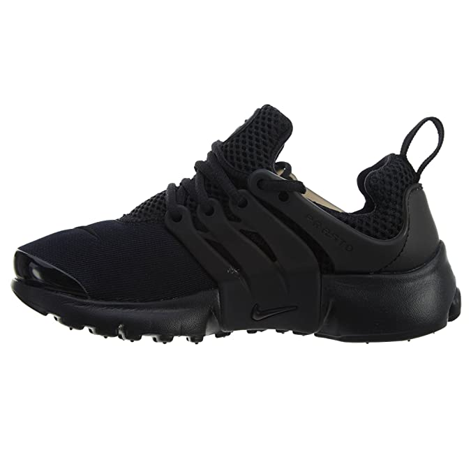 Nike Presto (PS), Chaussures de Running Garçon, Noir, 32 EU