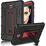 Galaxy Tab A 8.0 (2015) Case, Elegant Choise Three Layer Heavy Duty Full Body Armor Rugged Defender Protective Case…