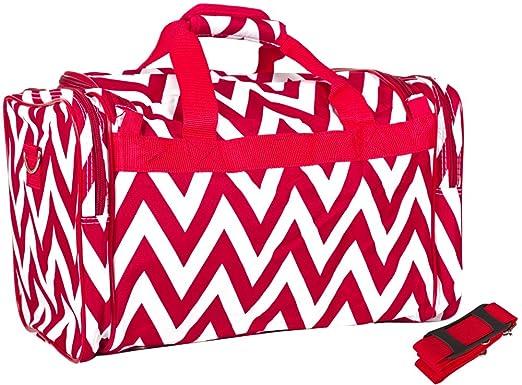 Ever Moda Pink Salmon Cactus Duffle Bag 19-inch  Amazon.ca  Luggage   Bags 5d850053176a2