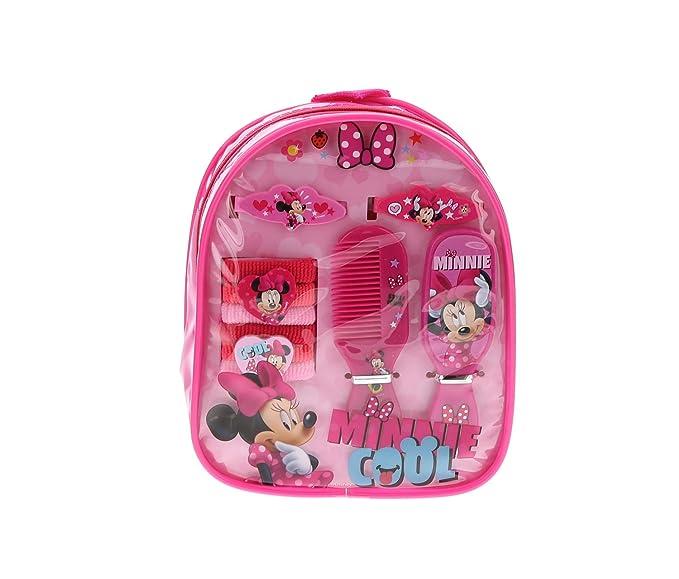 c8ed99726e7 Amazon.com  Disney Junior Minnie Mouse Bowtique Hair Accessory Gift Set   Toys   Games