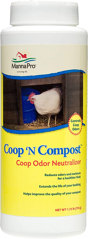 B0087PF6WM Manna Pro Coop 'N Compost Odor Neutralizer 71b7PbETCtL