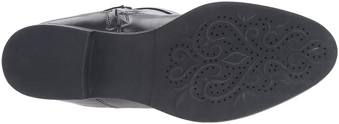Geox D-Mendi Stivali D, Botas de Montar para Mujer: Amazon.es: Zapatos y complementos