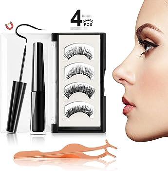 JDO Magnetic Eyeliner with Magnetic Eyelashes Kit + Magnetic Eyeliner