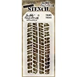 Stampers Anonymous Tim Holtz Layered Treads