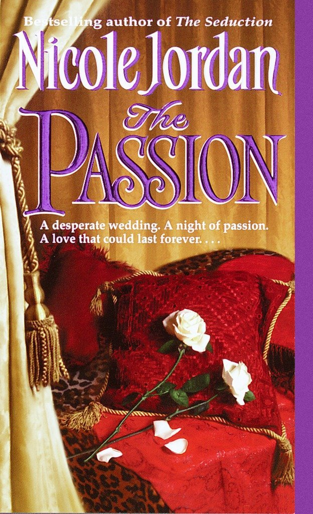 The Passion (Notorious) ebook