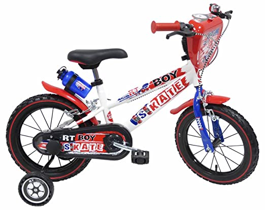 7 opinioni per Denver 15118- RT Boy Skate Bicicletta, 16 Pollici
