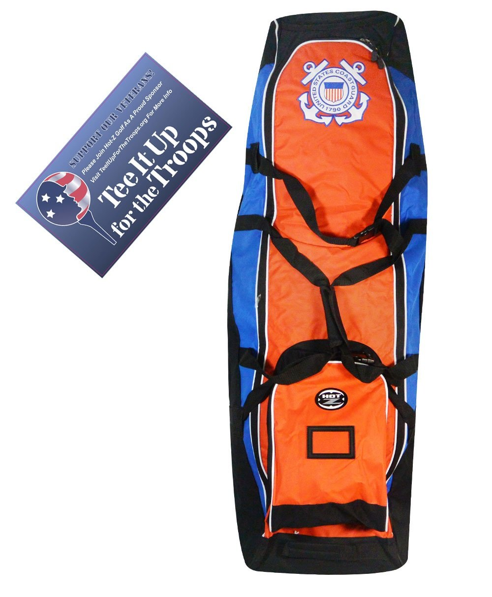 Hot-Z Golf Coast Guard US Military Travel Cover